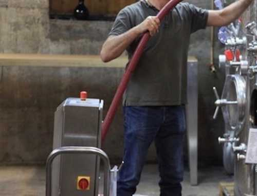 Weinbauingenieur & Oenologe Walter Bibo